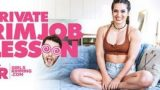 Abbie Maley – Private Rimjob Lektion (GirlsRimming)